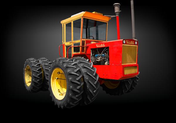 versatile 1969 tractor 125