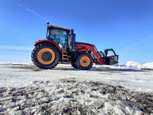 versatile nemesis 210 loader tractor